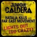 Junior Caldera Feat. Natalia Kills & Far East Movement - Lights Out  (DJ SASH BLACK MASH UP)