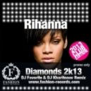 Rihanna - Diamonds  (DJ Favorite & DJ Kharitonov Remix)