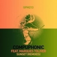 Compuphonic, Marques Toliver - Sunset   (Aeroplane Remix)