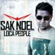 Sak Noel vs. D-Rashid  - Loca People (DJ Max Parfenov MashUP Mix) ) ()