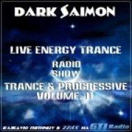 Dark Saimon - Live Energy Trance Vol. 11 [01.02.2013] ()