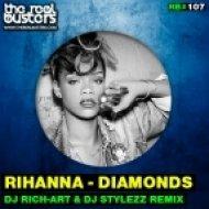 Rihanna - Diamonds (DJ RICH-ART & DJ STYLEZZ Remix)