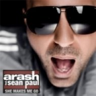 Arash Feat. Sean Paul - She Makes Me Go (Mike Candys Remix)