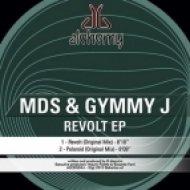 MdS, Gymmy J - Revolt (Original Mix)