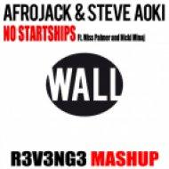 Afrojack & Steve Aoki ft. Miss Palmer & Nicki Minaj - No Starships (R3V3NG3 Mashup)