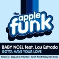 Baby Noel, Lau Estrada - Gotta Have Your Love (Original Mix)