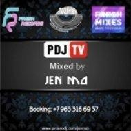 Jen Mo - Live Mix on PDJTV ONE (19.01.2013) (part 2)