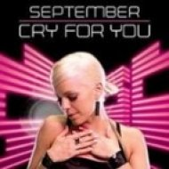 September - Cry For You (AM3RO \'Flashbaq\' Rework)