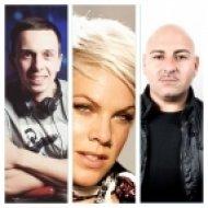 Pink, Groove Phenomenon, Federico Scavo - Get The Party Started (Sasha Steel Mashup)