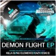 DJ Alpha - Demon Flight  (Killa B Remix)