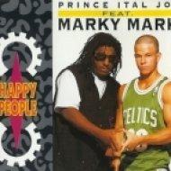 Prince Ital Joe Feat. Marky Mark - Happy People  (Alexx Rave Remix)