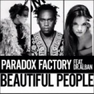 Paradox Factory feat. Dr Alban - Beautiful People  (Alex Boot Remix)
