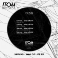 Savvas - Way Of Life  (Rishi K. Remix)