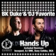 BK Duke & DJ Favorite - Hands Up  (Original Mix)