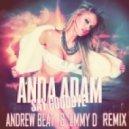 Anda Adam  - Say Goodbye  (Andrew Beat & Emmy D Remix)