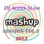 Scooter Ft. Fidged & Deluxe vs. Dj A-One - 4 A.m  (Dj Alexx Slam Mash Up)