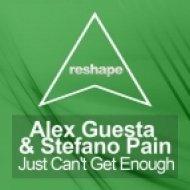 Alex Guesta & Stefano Pain - Just Can\'t Get Enough  (Instrumental Mix)