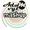Adam Vyt - Shifting Gears (Stanton Warriors Remix) VS La Rissa  (Re-hub Adam Vyt)