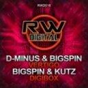 D-minus & Bigspin - Vertigo ()