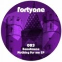 Benotmane - Nothing for Me  (Original Mix)