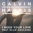 Calvin Harris ft. Ellie Goulding ft Jack Mazzoni vs DJ A-One  - I Need Your Love  (DJ Radoske Mash up)
