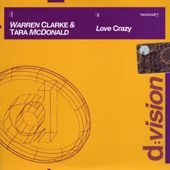 Warren Clarke & Tara McDonald - Love Crazy  (Instrumental Mix)