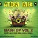 Jay Z ft. Kanye West & Dj Stylezz & Dj Kirillich & Dj Dnk & Dave Kurtis & Luna M -  Maxinoize In Paris  (ATOM MIX MASH UP 2013)