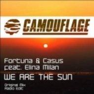 Fortuna & Casus feat. Elina Milan - We Are The Sun  (Original Mix)