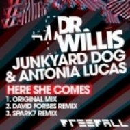 Dr Willis & The Junkyard Dog feat. Antonia Lucas - Here She Comes  (Spark7 Remix)