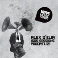 Alex D\'Elia - 1605 Podcast 121 ()