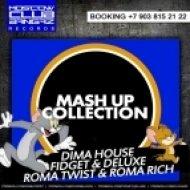 Relanium vs. EasyTech vs. Raf Marchesini vs. Rob & Chris vs. Loud Bit Project & Instyle - Was Sexy Leel Theme  (DIMA HOUSE vs. FIDGET & DELUXE vs. ROMA TWIST & ROMA RICH Mash Up)