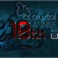 DJ Jerom - Crystal Clouds 10th Birthday ()