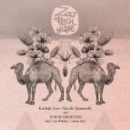 Nicolo Simonelli, Kasbah Zoo - Your Groovin  (Original mix)