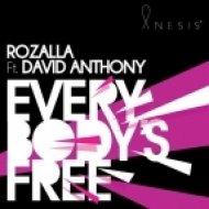 Rozalla Feat. David Anthony - Everybodys Free  (Vivienne Doyle Deep House Remix)