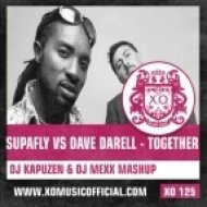 Supafly Inc vs. Dave Darell - We Can Be Together  (DJ Kapuzen & DJ Mexx Mashup)