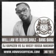 Will.I.Am vs. Oliver Shulz - Bang Bang  (DJ Kapuzen vs DJ Micky Rossa Mashup)