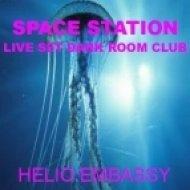 Helio Embassy - Space Station  (Live Set Dark Room Club)