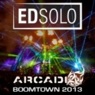 Ed Solo Live on Arcadia Stage - Boomtown  ()