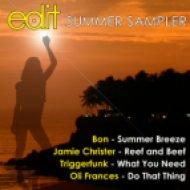 Oli Frances - Do That Thing  (Original Mix)