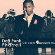 Daft Punk Feat Pharrell - Get Lucky  (Griffin Remix)