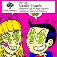 Karate Bicycle - Make Me Blue  (Original Mix)