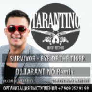 Survivor   -  Eye Of The Tiger  (Dj Tarantino Remix ver. 2)