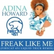 Adina Howard - Freak Like Me  (Firecat 451\'s Liquid Trick Remix)