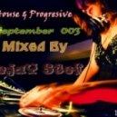 ÐeejaY Stef - A House & Progresive September 003  (11.09.2013)