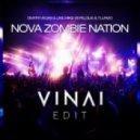 Dimitri Vegas & Like Mike vs Felguk & Tujamo - Nova Zombie Nation  (VINAI Edit)