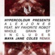 Alex Jones feat. My Favorite Robot - Turquoise  (Original Mix)
