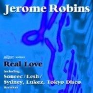 Jerome Robins Ft Linda Newman - Real Love  (Soneec Remix)