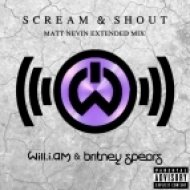 will.i.am ft Britney Spears - Scream & Shout  (Matt Nevin Extended Mix)