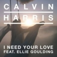Calvin Harris ft. Ellie Goulding - I Need Your Love  (Jack Mazzoni Edit)