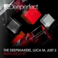 Luca M, The Deepshakerz, JUST2 - These Days  (Original Mix)